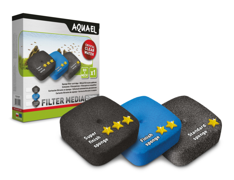 Ultramax Finish Sponge 30PPI / Fijne vervangspons