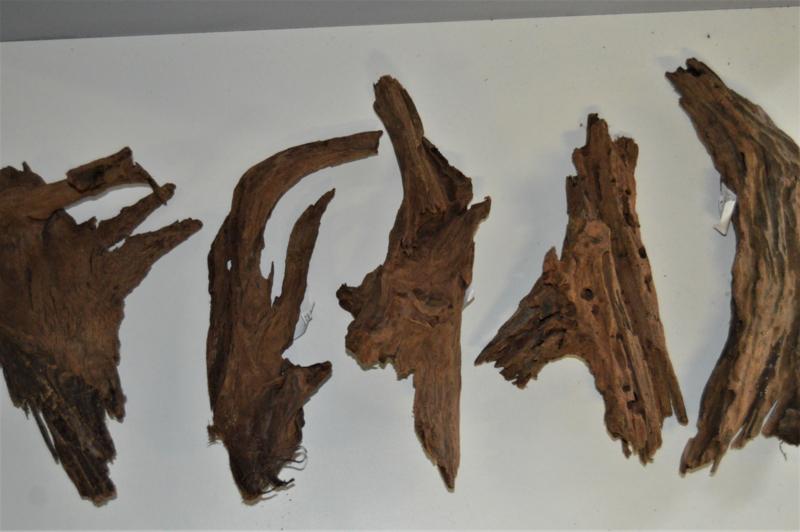 Heavy Wood / Kienhout 11-19cm groot, aquarium decoratie hout