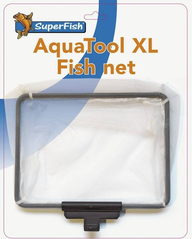 Superfish Aquatool XL Visnet 20 cm