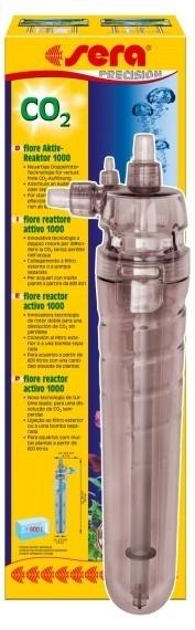 Sera flore actieve CO2-reactor 1000