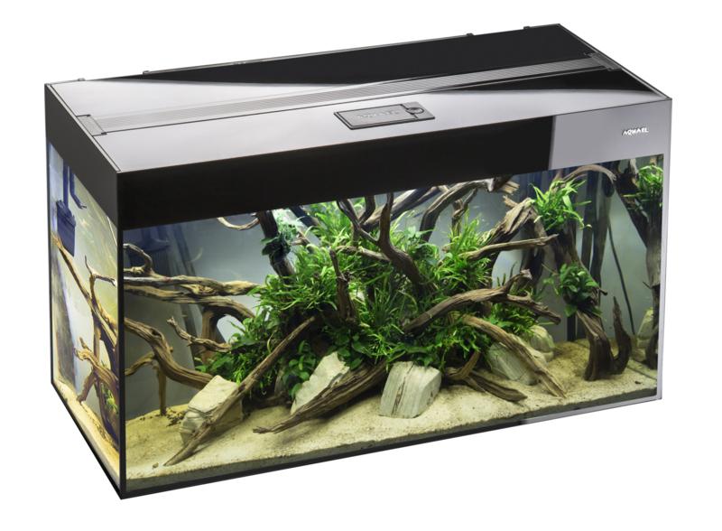 Osaka Glossy aquarium 80 Black