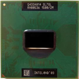 CPU Mobile Intel Pentium M715