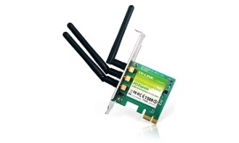 TP-LINK WL 450 PCI-E 3T3R TL-WDN4800 N900