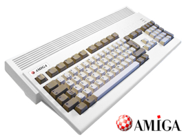 BACK TO THE 80'S MET COMMODORE AMIGA