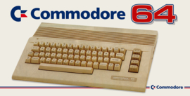 Commodore C-64 C-128 C-128D
