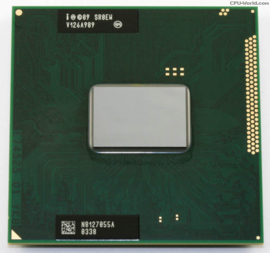 CPU Mobile Intel Celeron B800