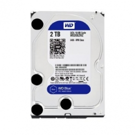 2,0TB Western Digital Blue SATA3/256MB/5400rpm