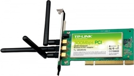 TP-LINK WN951N 300Mbps PCI adapter