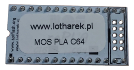Commodore 64 PLA chip Lotharek