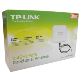 TP-LINK TL-ANT2409A Directional Antenna RP-SMA