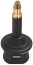 Optische adapter, Toslink - 3.5mm.