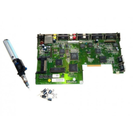 Amiga 600 condensators /  capacitors voor recap