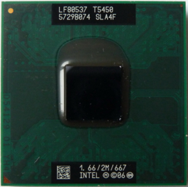 Intel Core 2 Duo T5450