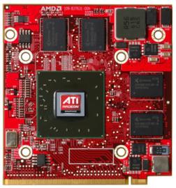 1 GPU ATI HD3650 512MB VG.86M06.004