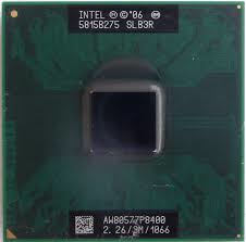CPU Mobile Intel Core 2 Duo P8400