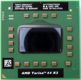 AMD Turion TL-50