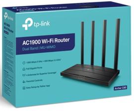 TP-Link Dual Band Router AC1900 Archer C80