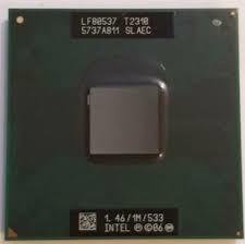 CPU Mobile Intel Pentium T2310