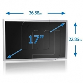 "17.1"" LCD WXGA+ Wide 1440x 900 Glossy TFT Scherm With inverter [LCD171S01G]"