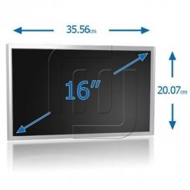 "16"" LCD WXGA 1366x768 Notebook Glossy TFTScherm [LCD160S00G]"