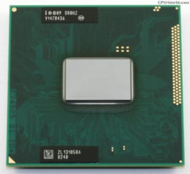 CPU Mobile Intel Celeron B815