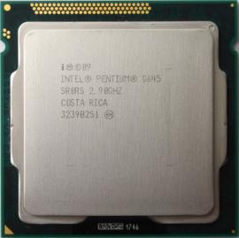 CPU Desktop Intel Pentium G645