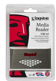 Kingston Media Reader USB 3.0