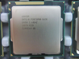 CPU Desktop Intel Pentium G620