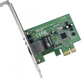 TP-LINK Gigabit PCI-E Netwerkkaart  TG-3468
