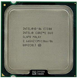 CPU Desktop Intel Core 2 Duo E7300