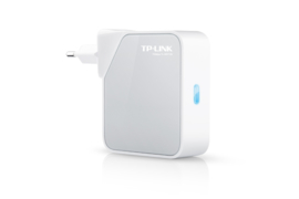 TP-LINK TL-WR710N Mini Pocket Router