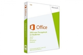 Microsoft Office2013 Home&Student 1PC FPP