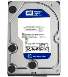 1,0TB Western Digital Blue SATA3/64MB/7200rpm