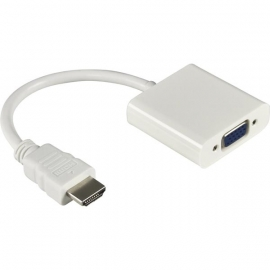 HDMI naar VGA Adapter (1080P) zonder geluid