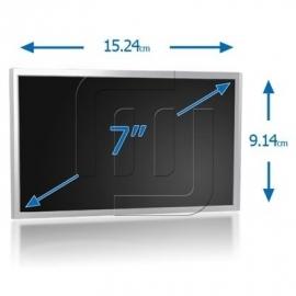 """7"""" LED WVGA 800x480 TFT panel [LED7S00G]"""