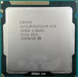 CPU Desktop Intel Pentium G850
