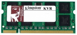 SO DIMM 4096MB/DDR3 1600 Kingston CL11