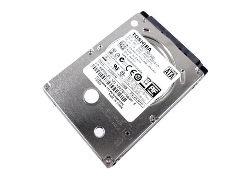 "Diverse 2,5"" 320GB SATA HDD's"