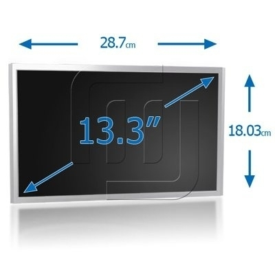 "13.3"" LED WXGA HD 1366x768 Glossy TFT panel for Acer S3 951[LED133S15G]"