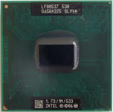 CPU Mobile Intel Celeron 530