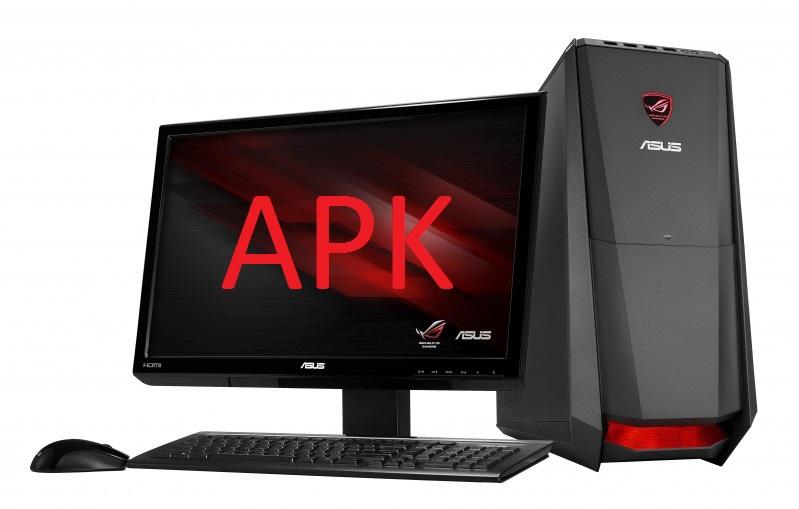 APK Pakket Computer