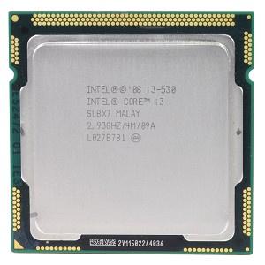 CPU Desktop Intel Core i3 530