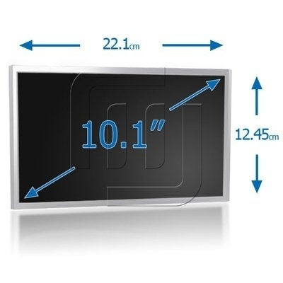 "10.1"" LED WSVGA 1024x 600 Notebook Glossy Scherm [LED101S00G]"