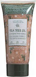 Tea Tree Olie Verkoelende Foot Scrub 177 ml