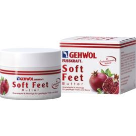 Gehwol Soft Feet Butter Granaatappel & Moringa 100 ml