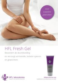 HFL Flyer Fresh-gel - 10 stuks