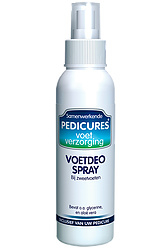 SWP  Voetdeo spray