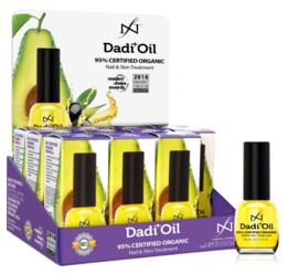 Dadi' Oil 14.3 ml display á 12 stuks