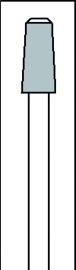 Diamant polijstfrees 854S (S=glad)