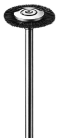 Borstel zwart 9736